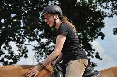 Karolina von Pferdefreunde