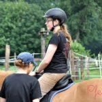 Reitersitz verbessern: Wie die Kugel dabei helfen kann