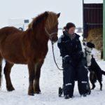 """""""Man darf sich nicht entmutigen lassen"""": Corinne reitet trotz Querschnittslähmung"""