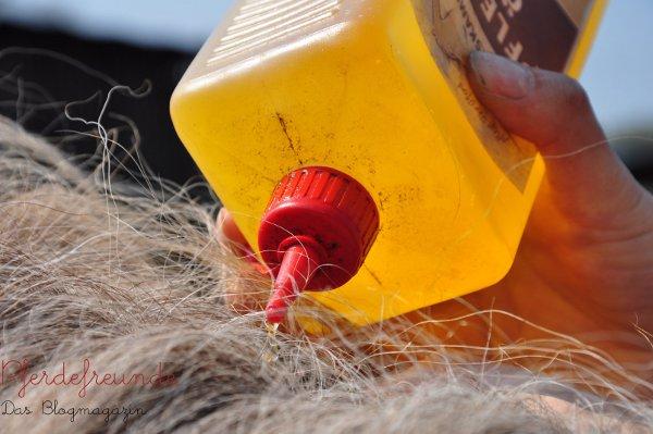 Fettfilm lindert den Juckreiz beim Sommerekzem