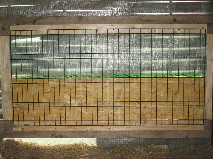 Zeitgesteuerte Heuraufe selber bauen, Fotos von Margaretha Lauterwald (4)