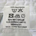 Schabracke und Satteldecke waschen – so geht's!