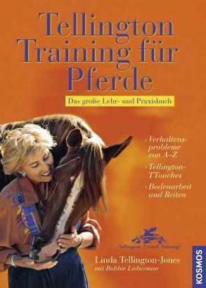 Buchcover: Tellington Training für Pferde, Kosmos-Verlag