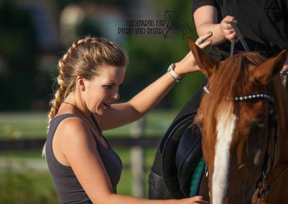 Eva Leykauf von Feldenkrais für Pferd und Reiter