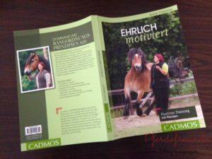 Buchcover Ehrlich motiviert von Sylvia Czarnecki