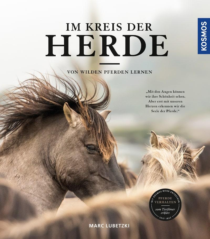 Buchcover Im Kreis der Herde von Marc Lubetzki