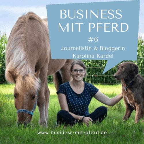 Podcast Interview Business-mit-Pferd