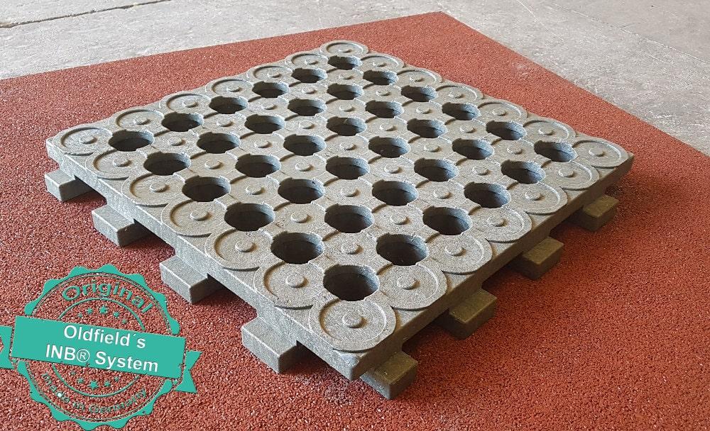 INB Paddockplatten